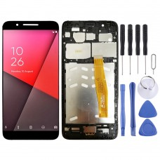 LCD Screen and Digitizer Full Assembly for Vodafone Smart N9 / VFD720 (Black)