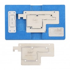 Kaisi Mainboard Middle Layer Board BGA Reballing Stencil Plant Tin Platform for iPhone X / XS / XS Max