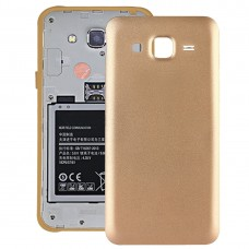 Battery Back Cover for Galaxy J5(2015) / J500(Gold)