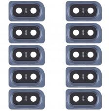 10 PCS Camera Lens Cover for Samsung Galaxy A10 (Black)
