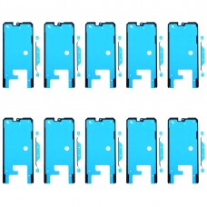 10 PCS Front Housing Adhesive for Samsung Galaxy S20 Ultra