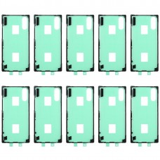 10 PCS Back Housing Cover Adhesive for Samsung Galaxy Note10+