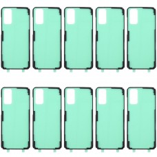 10 PCS Back Housing Cover Adhesive for Samsung Galaxy S20