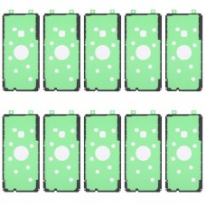 10 PCS Back Housing Cover Adhesive for Samsung Galaxy A9 (2018) / SM-A920
