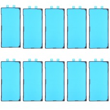 10 PCS Back Housing Cover Adhesive for Samsung Galaxy Note20 Ultra