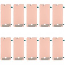 10 PCS LCD Digitizer Back Adhesive Stickers for Samsung Galaxy A31