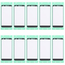 10 PCS Front Housing Adhesive for Samsung Galaxy A2 Core / SM-A260