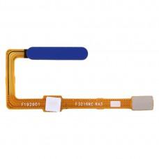 Fingerprint Sensor Flex Cable for Huawei Y9s (Blue)