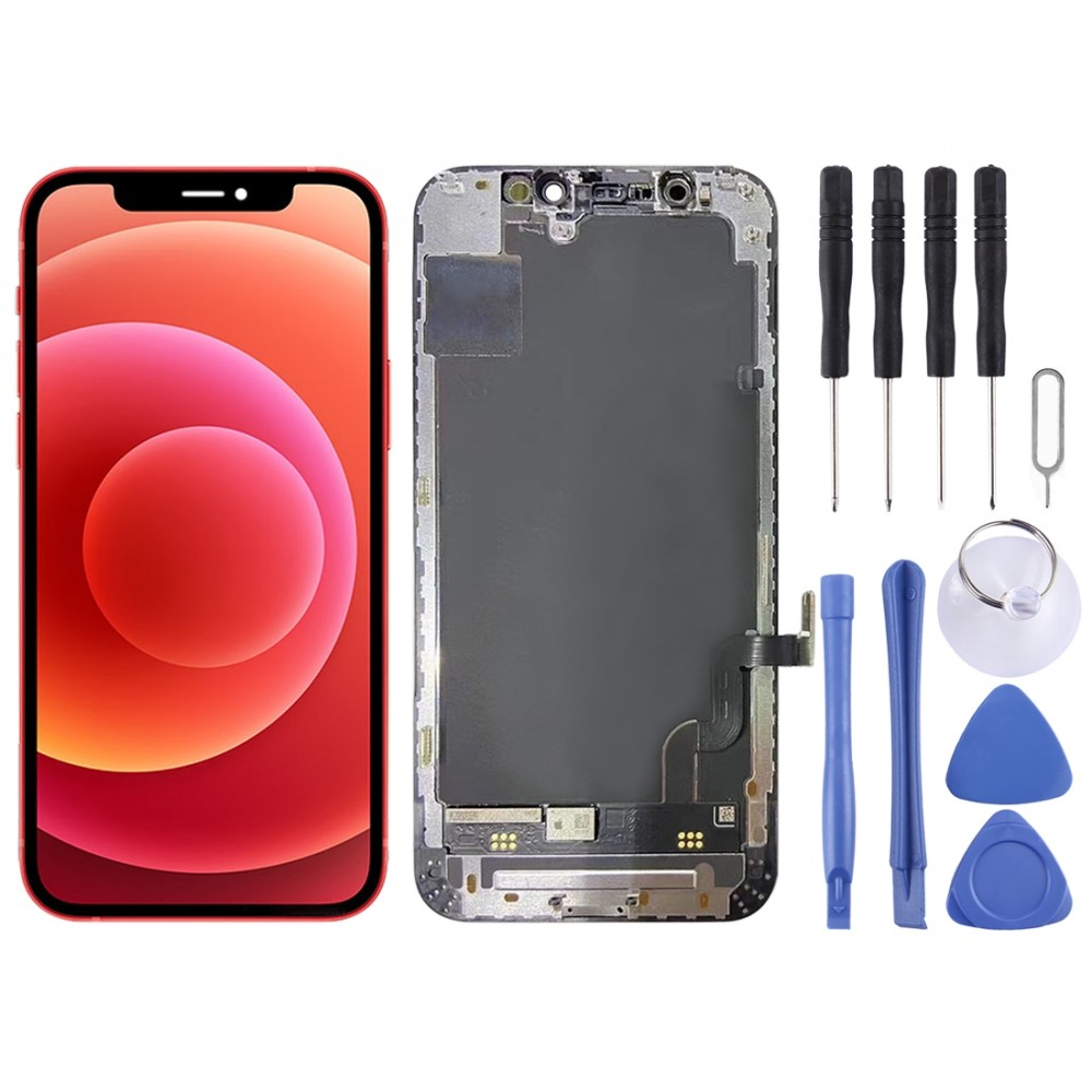 LCD Screen and Digitizer Full Assembly for iPhone 12 Pro