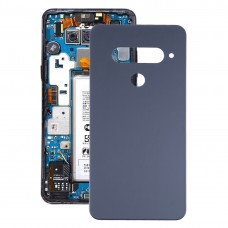 Battery Back Cover for LG G8s ThinQ / LM-G810 LM-G810EAW(Black)