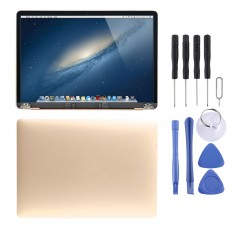 Full LCD Display Screen for MacBook Air 13.3 inch A2179 (2020) (Gold)