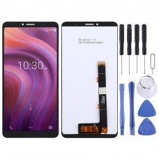 LCD Screen and Digitizer Full Assembly for Alcatel 3V 2019 / 5032W(Black)
