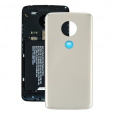 Battery Back Cover for Motorola Moto G6 Play (Silver)