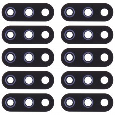 10 PCS Back Camera Lens for Nokia 3.1 Plus / TA-1118