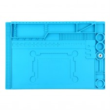 TE-505 Insulation Heat-Resistant Repair Pad ESD Mat, Size: 45 x 30cm