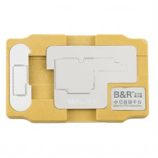 B&R iP-A06 6 in 1 Middle Frame Reballing Platform for iPhone X / XS / XS Max / 11 / 11 Pro / 11 Pro Max