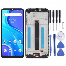 LCD Screen and Digitizer Full Assembly for UMIDIGI A7S